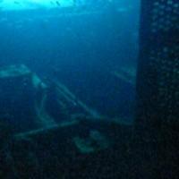 Blick vom Maschinenraum nach oben, September 2002