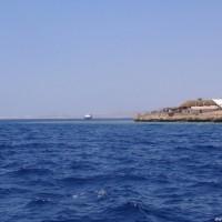 Blick an die Spitze der Bucht, Mai 2007