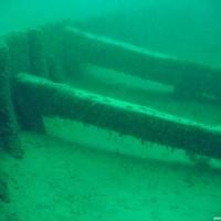 Mittschiffs, August 2005