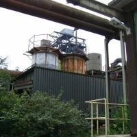 Stahltürme, Oktober 2005