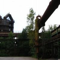 Stahlwerk, Oktober 2005