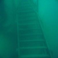 Die Treppe auf 43 Meter, Mai 2005