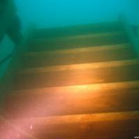 Die Treppe auf 53 Meter, Mai 2006