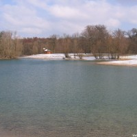 Der 'Badewannenbereich', März 2006