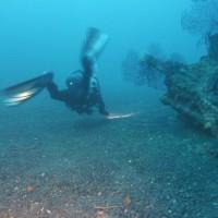 Überall liegt die Kohle am Meeresgrund, September 2012