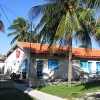 Basis auf Cayo Largo, Januar 2007