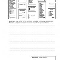 PADI Adventure Log / iQ Logbuch L - 1 Tauchgang pro Seite v1