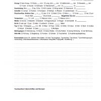 PADI Adventure Log / iQ Logbuch L - 1 Tauchgang pro Seite v3