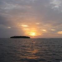 Sunset, Juli 2003